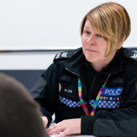 Female officer