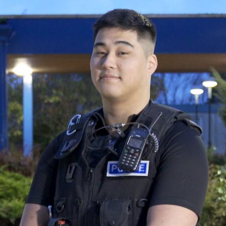 PC Toby Roberts