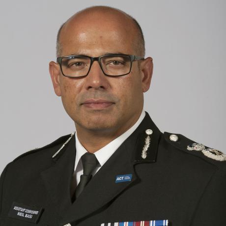 Assistant Commissioner Neil Basu, Metropolitan Police Service