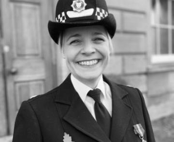 Superintendent Katy Barrow-Grint