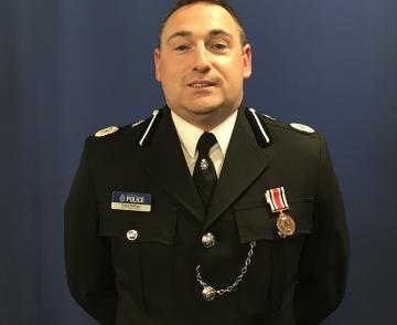 Special Constable Craig Batham