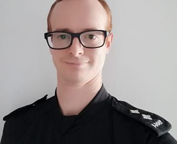 Dr Jonathan Townsend, Kent Police