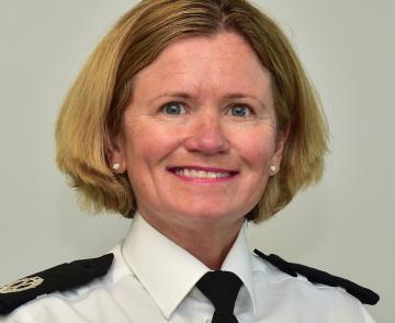 Deputy Chief Constable Maggie Blyth